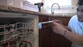 getlinkyoutube.com-Dishwasher Bracket Installation