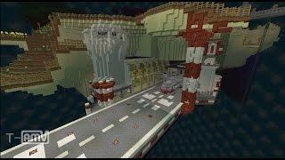 getlinkyoutube.com-Minecraft ジ・エンドを我がバイオームに染め上げる part43(ゆっくり実況)