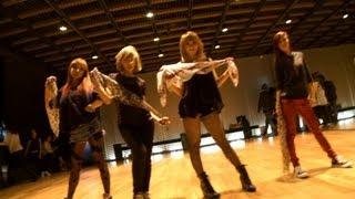 getlinkyoutube.com-2NE1 - 'I LOVE YOU' Dance Practice Video