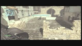 getlinkyoutube.com-MW3 how to do the Never Die and invisible GLITCH Online