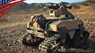 getlinkyoutube.com-ドローン・ロボット兵器を使った米軍の近未来の歩兵戦闘 - Near-Future Infantry Battle of US Military: Using Drone & Robot Weapons