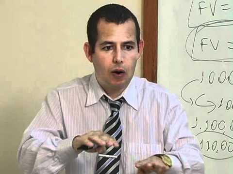 Matemática Financeira - Aula 4 - Teoria da Capitalização e Juros