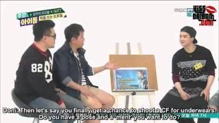 getlinkyoutube.com-ENGSUB 140514 GOT7   Weekly Idol   주간아이돌