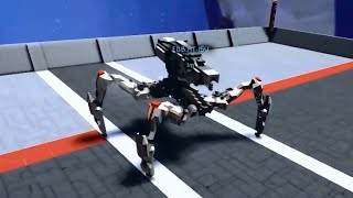 getlinkyoutube.com-Space Engineers: ground transportation - walking machines and their potential