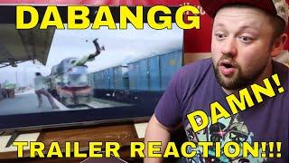 DABANGG Trailer Reaction!!! *REAL*