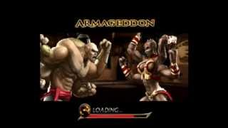 getlinkyoutube.com-Mortal Kombat Armageddon - Goro