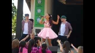 getlinkyoutube.com-Ariana Grande at the Fresno Fair 10.13.12 - You're My Only Shorty