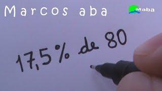 getlinkyoutube.com-Porcentagem - matemática