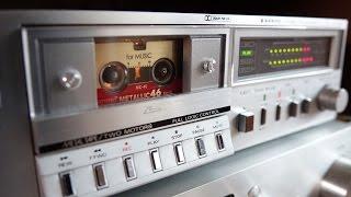 getlinkyoutube.com-Obscure 1980s HiFi - The Stereo MicroCassette