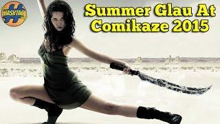 Summer Glau Panel at Comikaze 2015