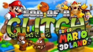 getlinkyoutube.com-Super Mario 3D Land Glitches - Son Of A Glitch - Episode 43