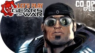 """getlinkyoutube.com-Let's Play   Gears of War Ultimate - """"Homecoming!"""" (Co-op w/ H2O Delirious) (EP8)"""