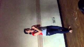 getlinkyoutube.com-SoNyuh Aegyo's YURI ITNW dance cover