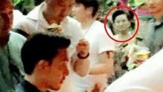 getlinkyoutube.com-อั้ม-นัท ขนลุก! หญิงใส่ชุดไทยโผล่ พิธีไหว้สิ่งศักดิ์สิทธิ์ที่คำชะโนด