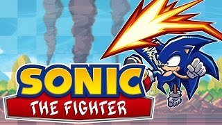 getlinkyoutube.com-Sonic the Fighter - TAS in 44:34.07