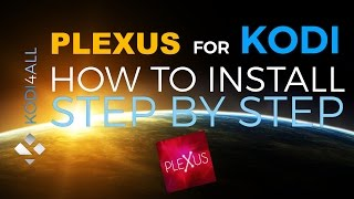 getlinkyoutube.com-How to install Plexus for Kodi step by step tutorial