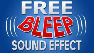 "getlinkyoutube.com-FREE ""Censor Beep"" Sound Effect"