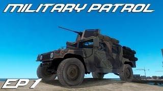 getlinkyoutube.com-GTA 4 - LCPDFR 1.0 Military Patrol (#1)- A Fresh Start