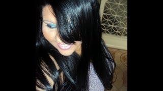 Como fazer o cabelo crescer RÁPIDO!!! MEU SEGREDO!!! - By Luciana Ramos view on youtube.com tube online.