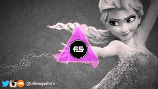 getlinkyoutube.com-Frozen - Let It Go (Fallen Superhero Remix)