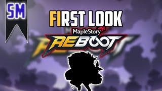 getlinkyoutube.com-MapleStory Reboot - FIRST LOOK/IMPRESSIONS!