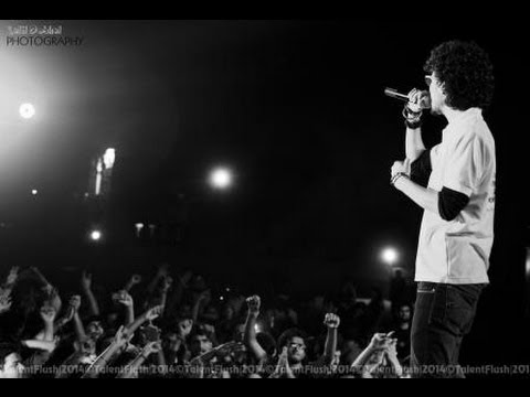 Parth - THE PHIZO Performing Live at ZION 2014 | College of Engineering, Roorkee (COER)