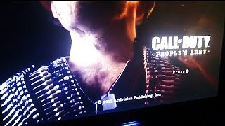 getlinkyoutube.com-IT'S FAKE.... Call of Duty: Peoples Army Leaked Video
