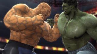 getlinkyoutube.com-The Thing - WWE 13 - marcusgarlick