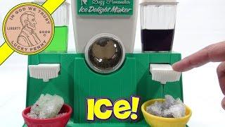 getlinkyoutube.com-Suzy Homemaker Ice Delight Maker, I Make Snow Cones!