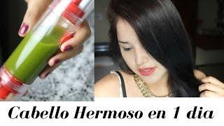 getlinkyoutube.com-CABELLO HERMOSO EN 1 DIA 🌷🌷ACEITE CAPILAR CASERO- Maya Belleza de la India