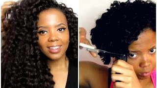 How To | TAKE DOWN / REMOVE Crochet Braids FAST ! (DEMO)