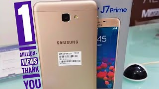 getlinkyoutube.com-Samsung Galaxy J7 PRIME Unboxing | 3GB RAM/FINGERSCANNER