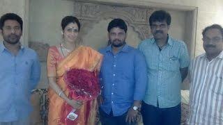 Puli team wishes Sridevi on her birthday   Vijay , Chimbu devan
