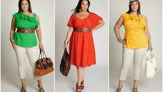 OUTFITS PARA GORDITAS 2016 | #Fashion #Moda #Outfits