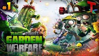 getlinkyoutube.com-Plantas vs Zombis: Garden Warfare│en Español por TulioX│ Parte #1 [A]