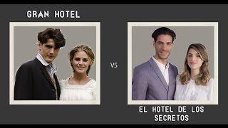 getlinkyoutube.com-Gran Hotel vs El Hotel de los Secretos - Elenco