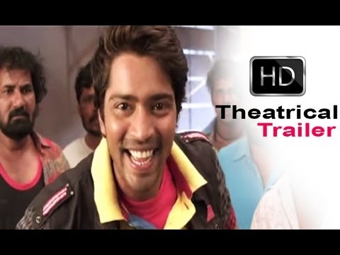 Action 3D official theatrical trailer HD- Allari Naresh
