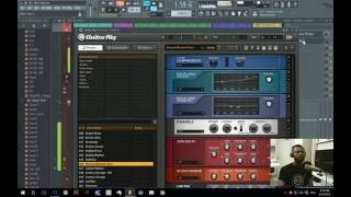 How to make an Afro Beat (Skin Tight Beat by Mr. Eazi)