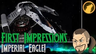 getlinkyoutube.com-Elite: Dangerous - First Impressions: Imperial Eagle! [Review]