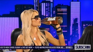Snoop Dogg - GGN S4 Ep #5 (paris Hilton Drinks Her First 40oz Beer)