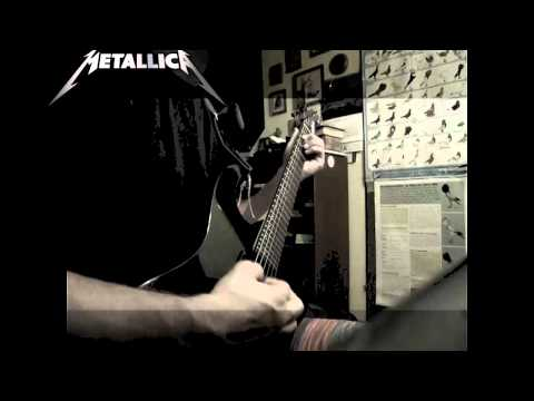 Metallica - Sad But True Guitar Cover