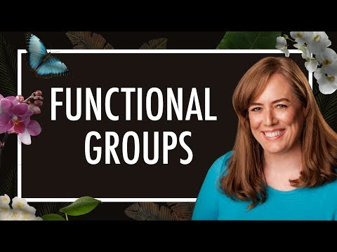 What are Functional Groups? | Biology | Biochemistry