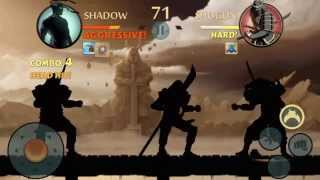 getlinkyoutube.com-shadow fight 2 - Gate of Lag
