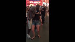 getlinkyoutube.com-Hypnotized Pretty Lady in Las Vegas