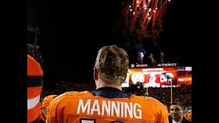 It's All Coming Back To Me Now... Peyton Manning