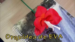 getlinkyoutube.com-Orquídea de EVA - Passo a Passo