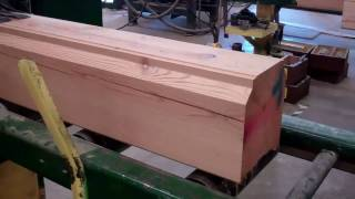 getlinkyoutube.com-Custom Milled Log Home Manufacturing