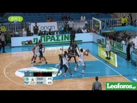 Panathinaikos Top-10 Buzzer Beaters 2010-2011