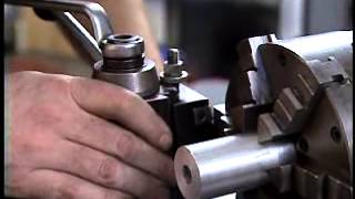 getlinkyoutube.com-Essential Machining Skills: Working with a Lathe, Part One