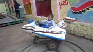 getlinkyoutube.com-فرحة أطفال مدرسة أبناء المعتمدية الخاصة ( K. G ) فى الملاهى